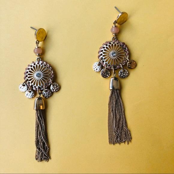 Anthro Spanish Princess Earrings